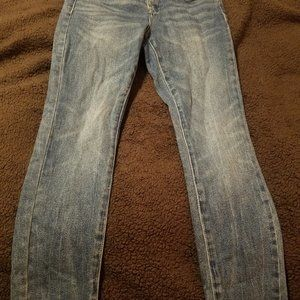 Blank NYC The Bond Mid Rise Skinny Jeans